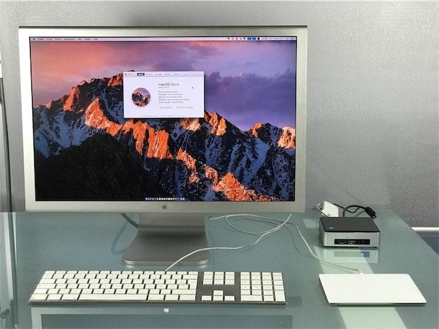 NUCkintosh : un hackintosh à défaut d'un nouveau Mac mini