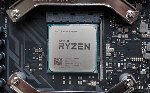 Ryzen: AMD revient dans la course face à Intel