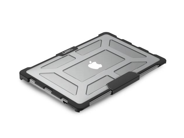 uag du plasma pour prot ger les nouveaux macbook pro macgeneration. Black Bedroom Furniture Sets. Home Design Ideas