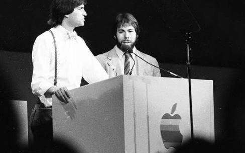 Les souvenirs-photos du keynote à 750000$ pour l'AppleIIc