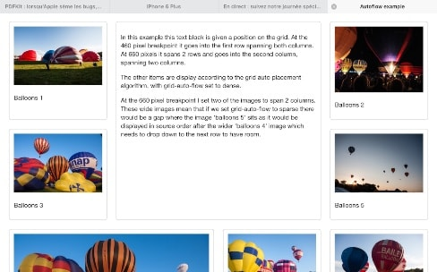 Safari 10.1 apporte de nombreuses nouveautés aux développeurs
