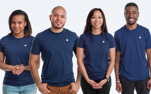 Les Apple Store supprimeraient des postes spécialisés entreprises