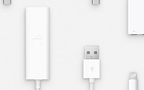 USB-C : pour le 1er avril, Apple augmente les prix