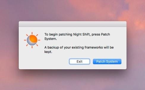 Activez Night Shift sur tous les Mac avec NightEnabler