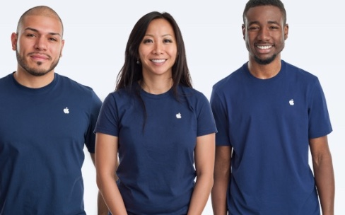 """""""Apple CRM"""", le nouvel outil des Apple Store pour leurs clients professionnels"""