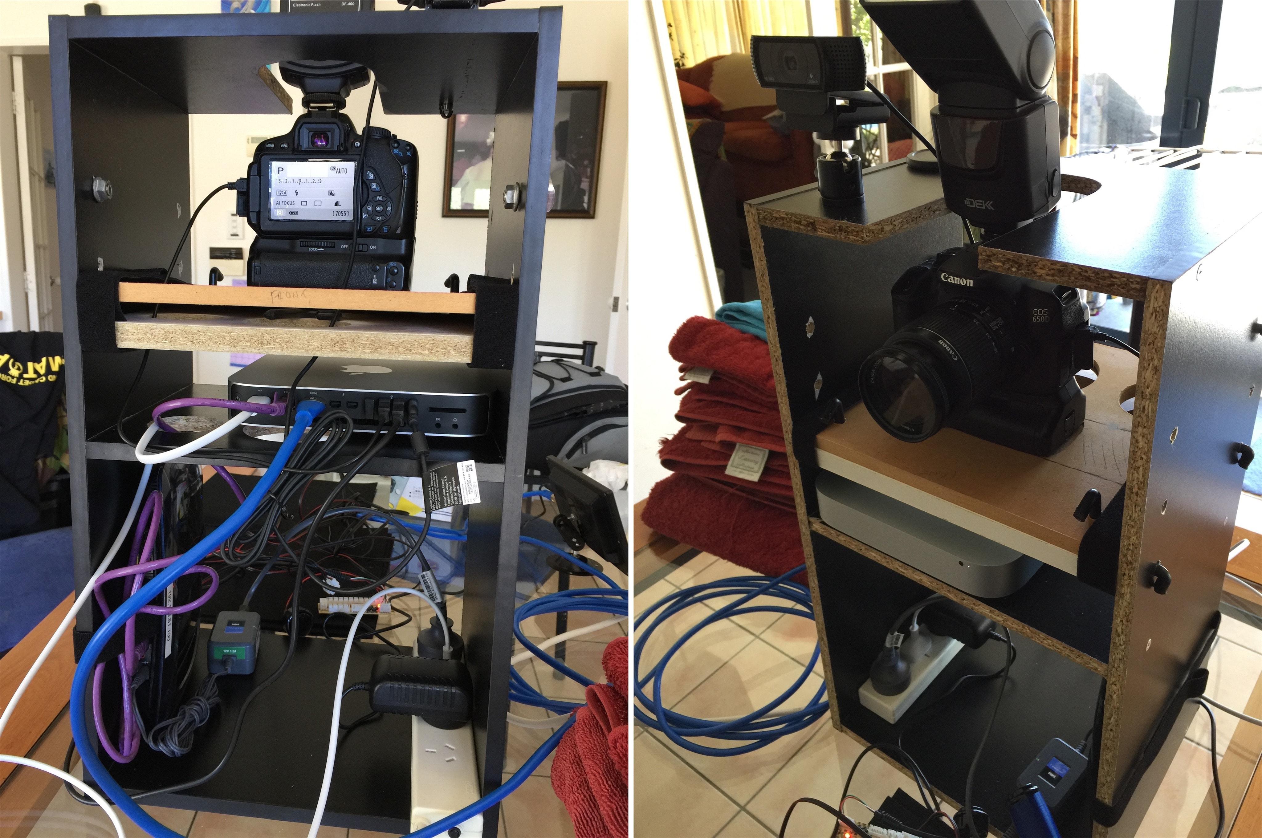 cette app permet de cr er un photomaton avec un mac et un appareil photo macgeneration. Black Bedroom Furniture Sets. Home Design Ideas