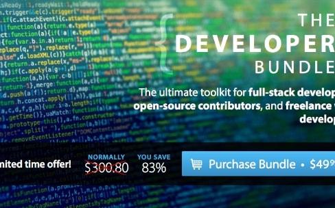 Promo: neuf logiciels pour développeurs à 50$