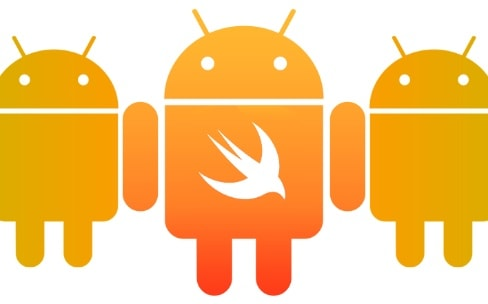 Un cours de développement Android en Swift apparaît en Italie