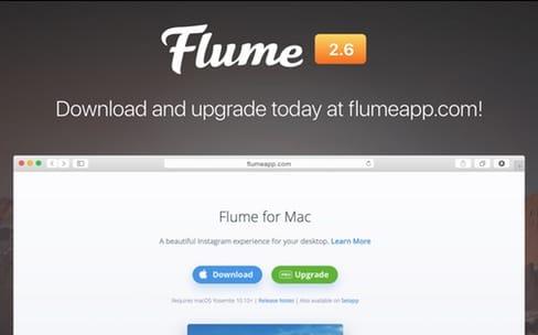 Au tour de Flume de quitter le Mac App Store