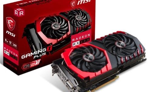 AMD présente de nouvelles cartes graphiques qui progressent peu