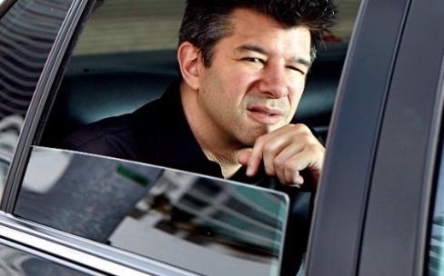 Lorsque le patron d'Uber se faisait taper sur les doigts par TimCook