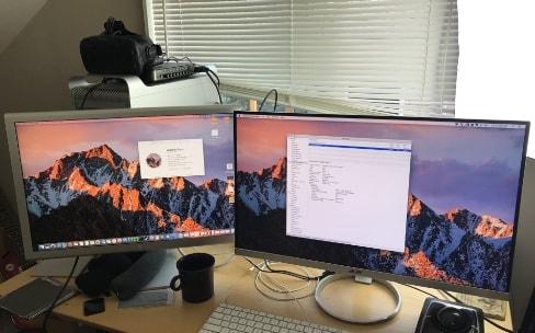 Un Mac Pro de 2009 mis à jour pour la réalité virtuelle