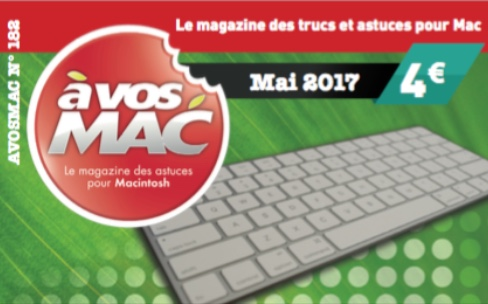 Le magazine Avosmac abandonne le papier