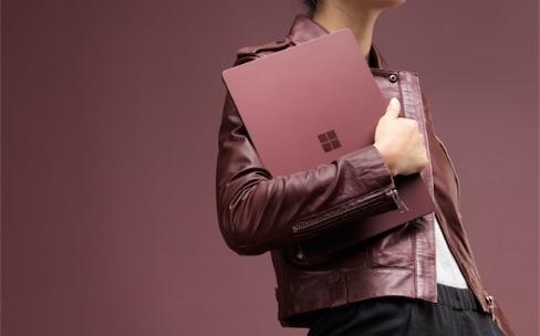 """Premières photos du """"Surface Laptop"""" de Microsoft"""