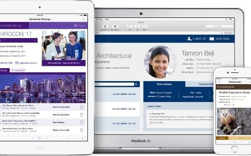 FileMaker16 améliore ses apps mobiles et son intégration aux services web