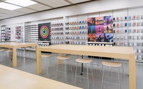 Voilà à quoi ressembleront les anciens Apple Store le 16mai