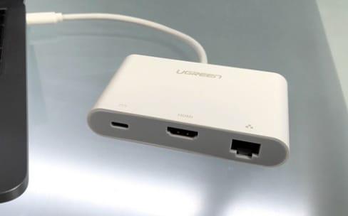 Prise en main du hub USB-C Ugreen