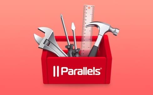 La Parallels Toolbox gagne de nouveaux outils