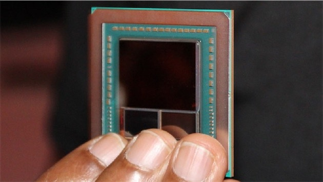 Le processeur graphique Vega10. Image eTeknix.