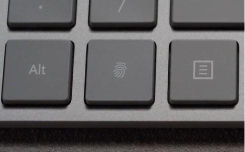 Microsoft a sorti le clavier avec Touch ID qu'on attendait d'Apple