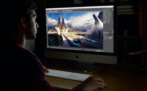 Des traces de Xeon de classe serveur pour l'iMac Pro