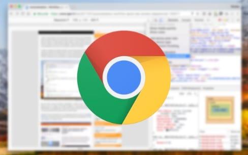 Une capture d'écran complète des pages web dans Chrome59