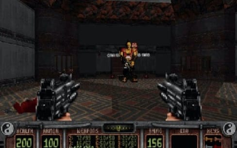 Rétro-gaming: Shadow Warrior Classic est gratuit sur Mac