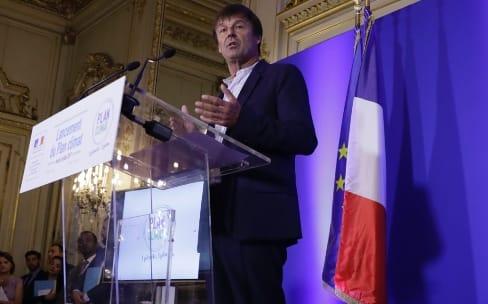 La France veut bannir les ventes de voitures à essence en 2040