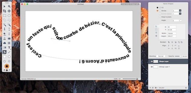 Editeur D Images Acorn 6 Est Disponible Macgeneration
