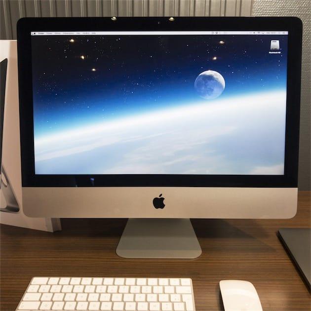 apple imac a vendre