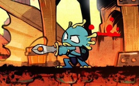 L'adaptation HD de Wonder Boy: The Dragon's Trap sur Mac le 18 juillet