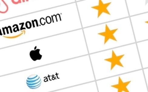 Protection des données : Apple moins bien notée dans le dernier rapport de l'EFF