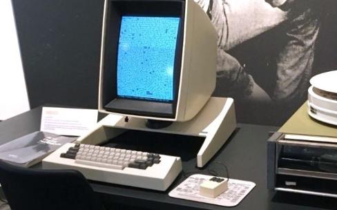 Souvenirs de la visite de Steve Jobs au XeroxParc