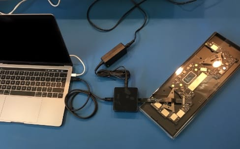 Voici comment sont récupérées les données des derniers MacBookPro