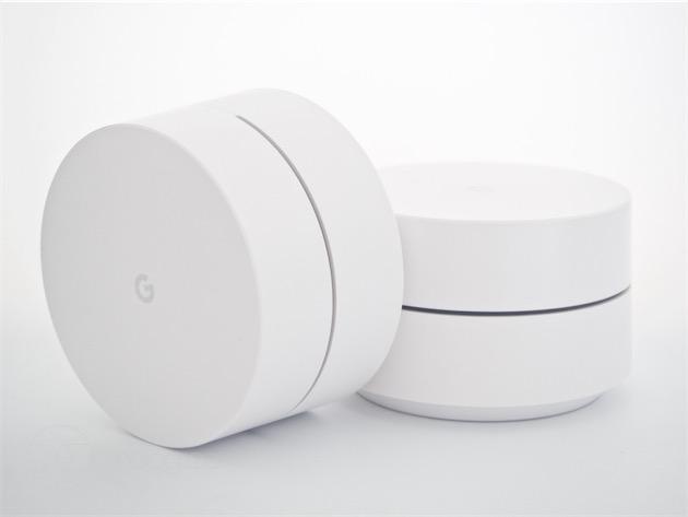 « Routeur » et « satellite » sont identiques et interchangeables. Ils ne sont donc pas appariés à l'usine : la configuration est réalisée avec l'un des deux, qui devient alors le routeur, puis partiellement répétée pour former un réseau maillé avec le deuxième, qui devient alors un satellite.