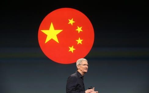 Chine : Tim Cook préférerait «ne pas retirer d'apps » de l'App Store