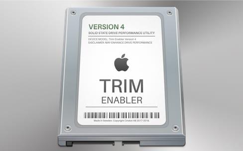 TRIM Enabler 4 prend en charge macOS High Sierra