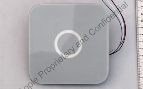 Le lecteur de badges de l'Apple Park est bien un produit Apple