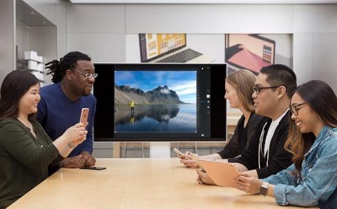 Et si Apple créait un téléviseur pour ses employés