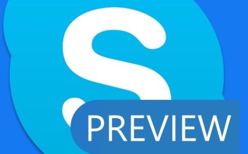 Le tout nouveau Skype est en bêta test sur Mac