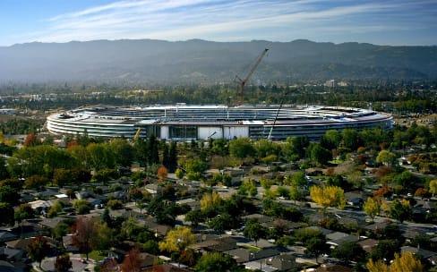 L'Apple Park est trop petit pour les besoins d'Apple