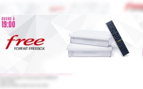 Promo: le retour de la Freebox à 2€ par mois pendant un an