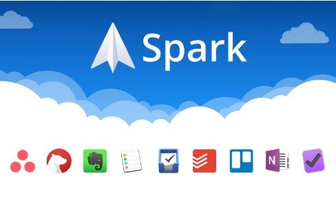 Spark pour Mac se branche sur 11 apps de productivité