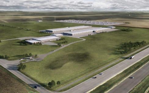 Un nouveau centre de données Apple dans l'Iowa