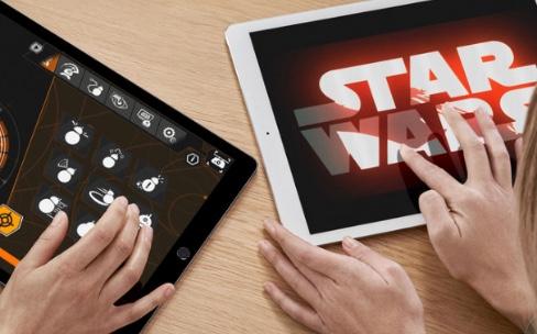 Des ateliers Star Wars ce week-end dans les Apple Store