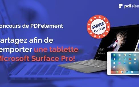 Concours : gagnez un iPad mini en répondant à une question sur l'avenir du PDF [Partenaire]