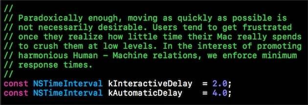 L'extrait du code source en question. Cliquer pour agrandir