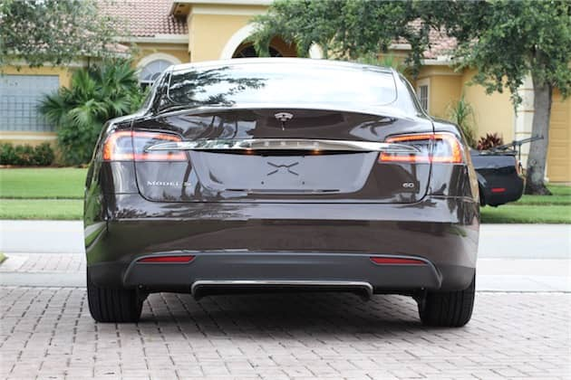 Tesla Model S 60. Cliquer pour agrandir