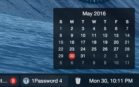 uBar, qui remplace le Dock par une barre des tâches, à moitié prix
