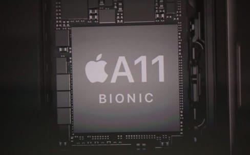 L'A11 Bionic des nouveaux iPhone est plus puissant que le MacBook Pro 13''